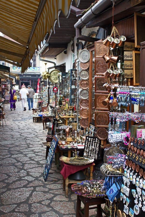 Магазины сувенира в th Филиппиныы стоковые фотографии rf