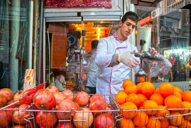 магазины istanbul базара грандиозные стоковая фотография