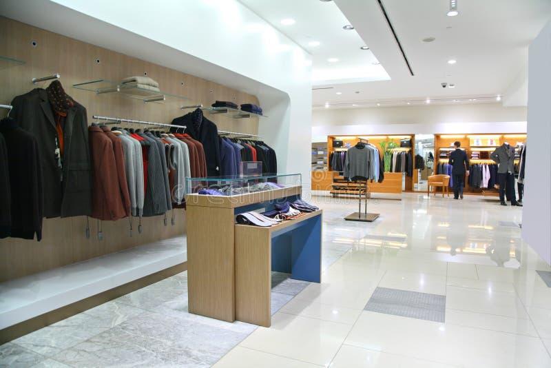 магазин одежд s стоковое фото rf