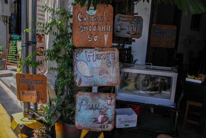 Магазин плодоовощ стоковые фото