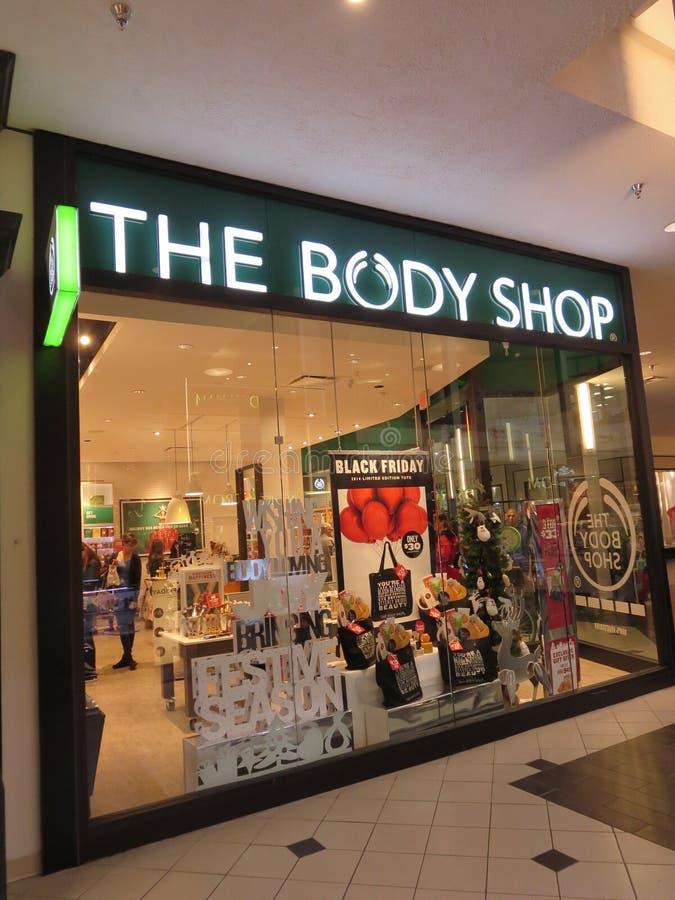 магазин тела стоковая фотография rf