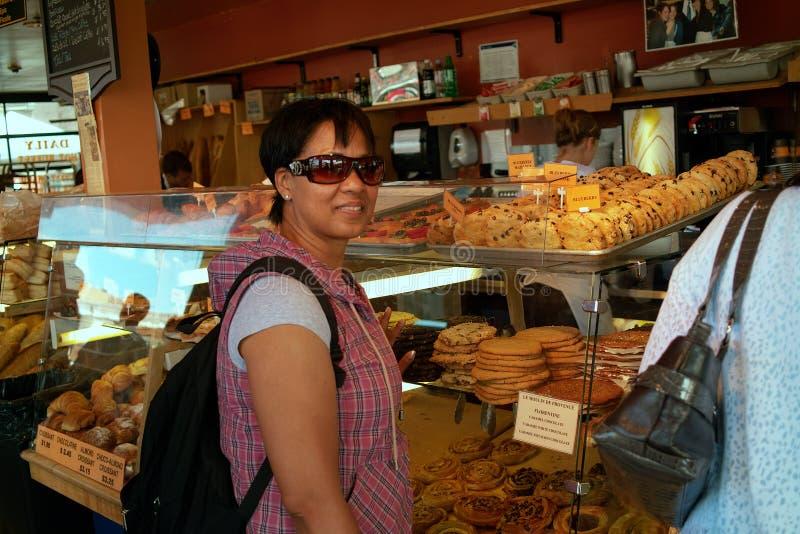 магазин obama печенья стоковые изображения