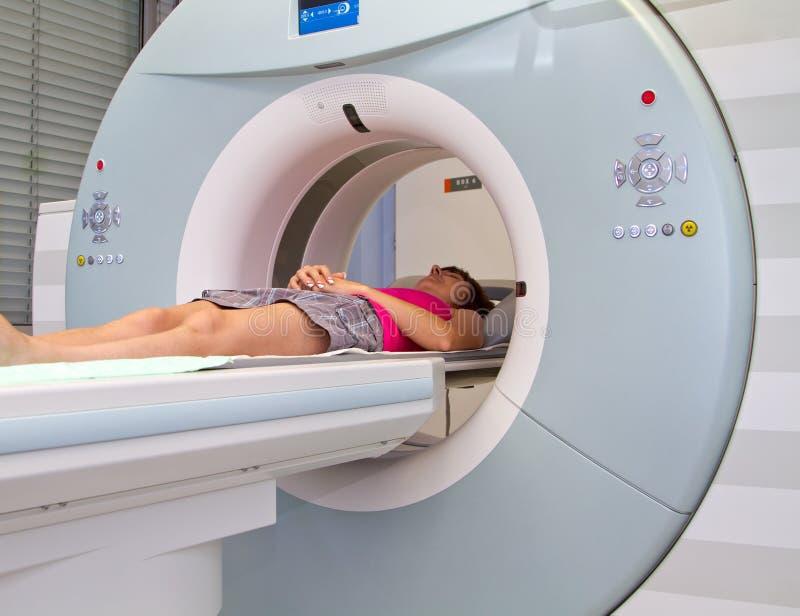 Магниторезонансно стоковое изображение