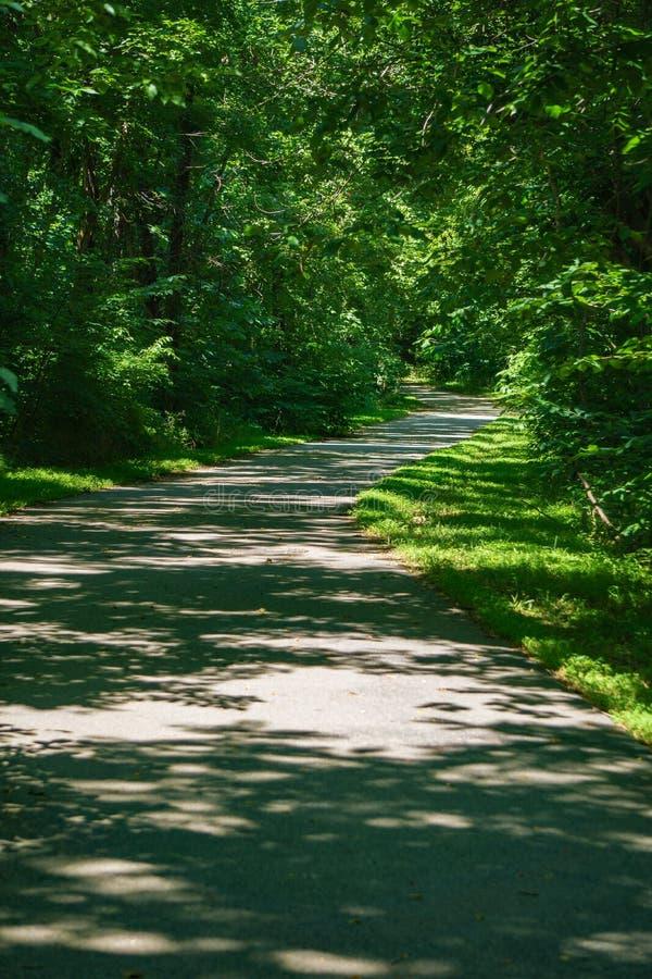 Майна страны на юго-западе Вирджинии, США стоковое изображение rf
