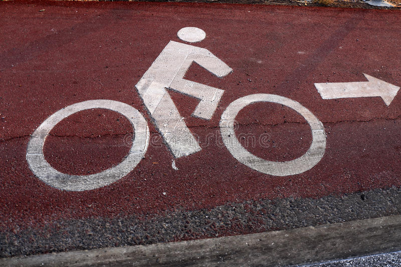 Майны велосипеда стоковая фотография