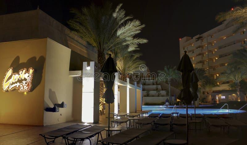 Майяский тематический рай, курорт Cancun, Лас-Вегас стоковые изображения rf