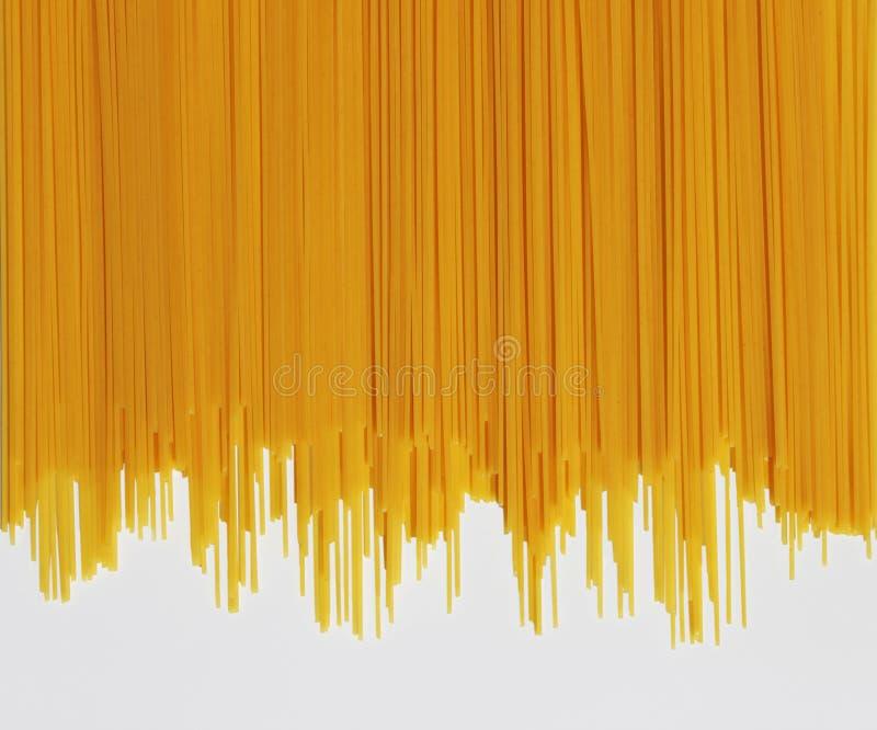 Макаронные изделия спагетти стоковые фотографии rf