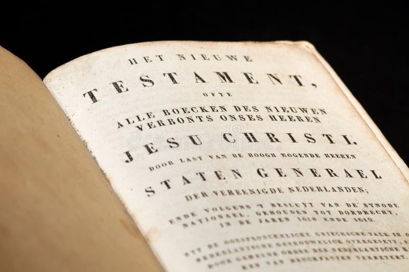макрос библии стоковые изображения