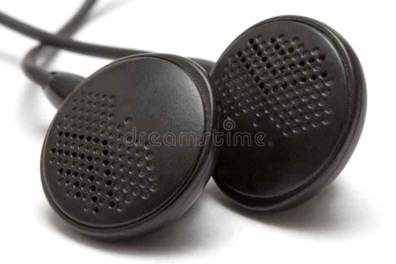 Download макрос наушников стоковое фото. изображение насчитывающей прибор - 600370