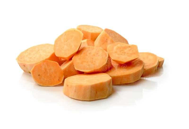 Сладкие картофели II стоковые фото