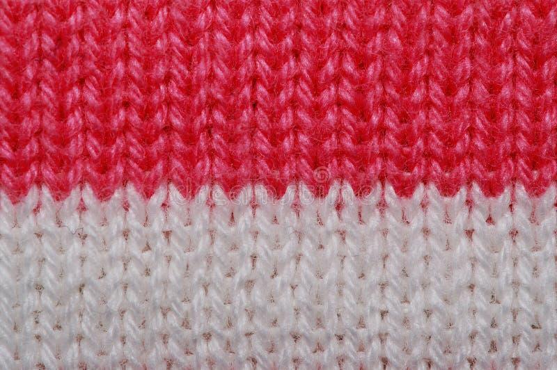макрос ткани кашемира стоковая фотография rf