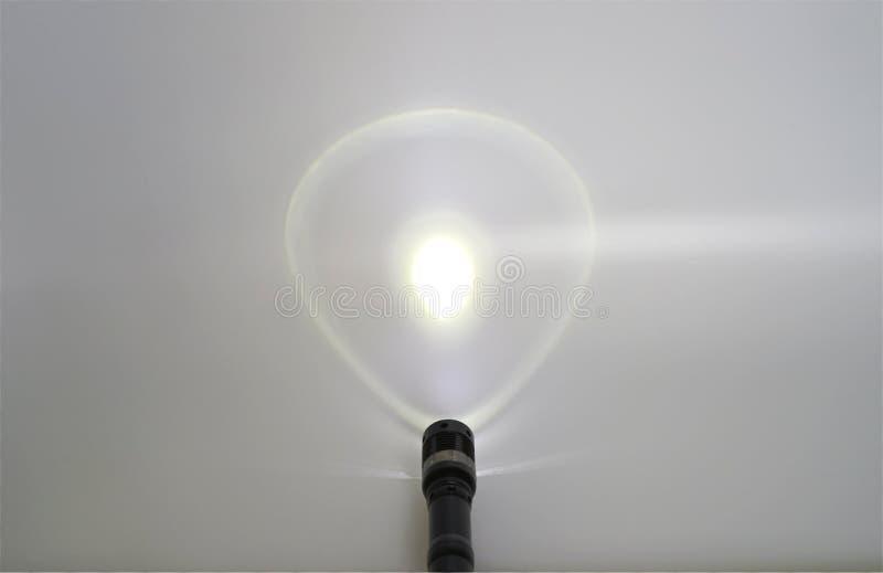 Малая наивысшая мощность электрофонаря стоковая фотография