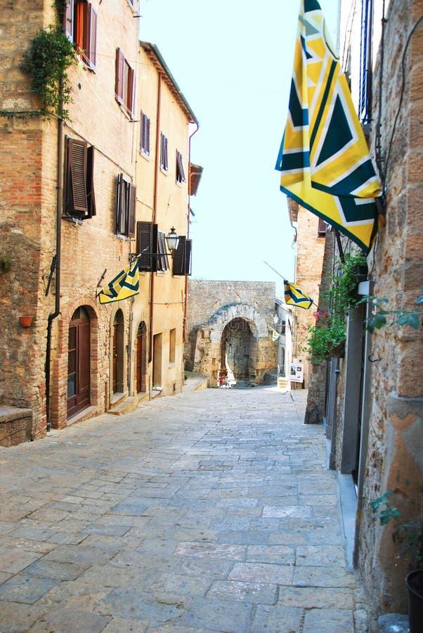 малая улица стоковое фото