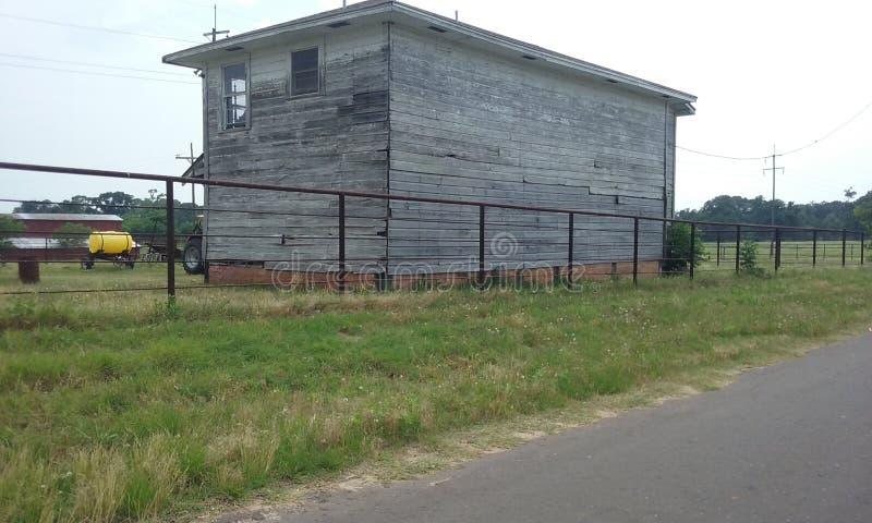 Малая ферма Техаса стоковые изображения