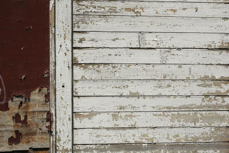 Малая часть grungy старой загородки стоковая фотография