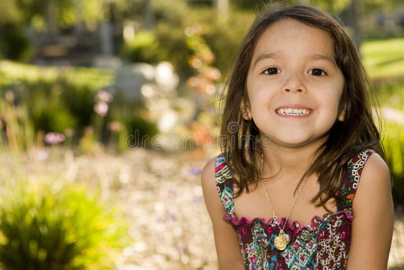Маленькая девочка стоковое фото