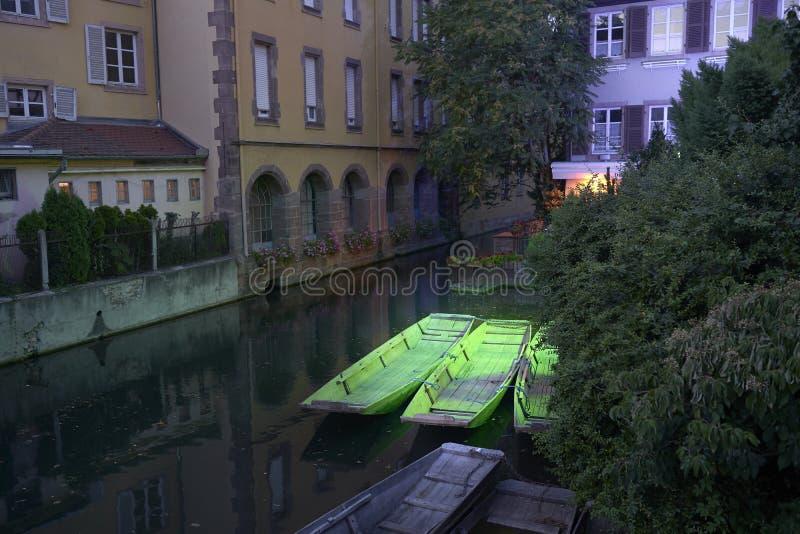 Маленькая Venise в Colm стоковое изображение
