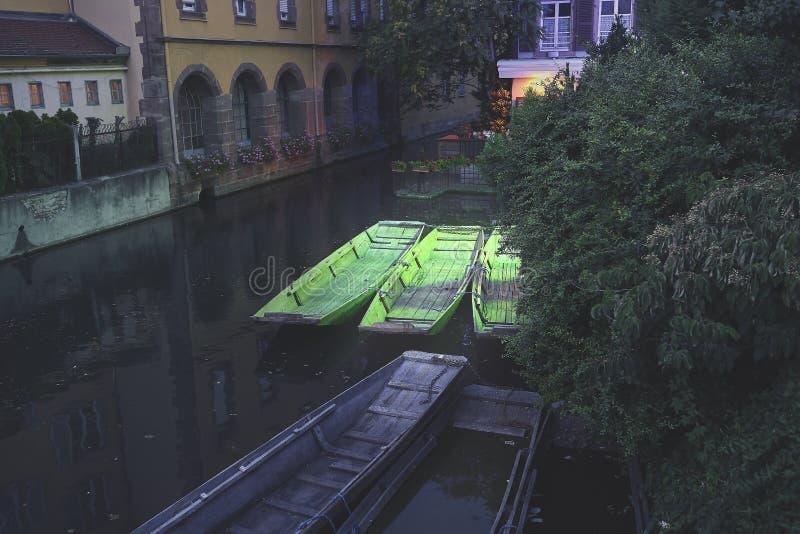 Маленькая Venise в Colm стоковые изображения