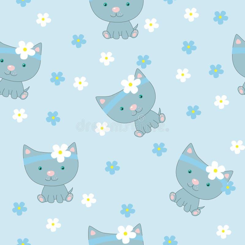Маленький кот. Картина бесплатная иллюстрация
