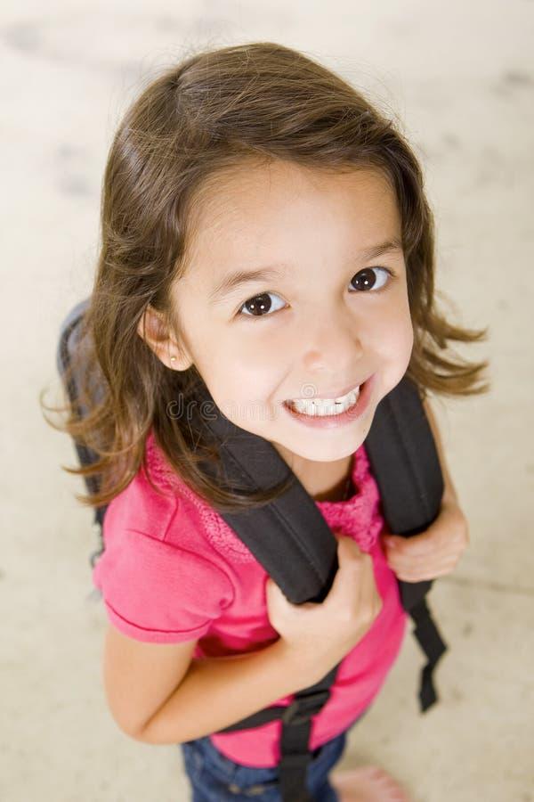 маленький студент стоковое фото rf