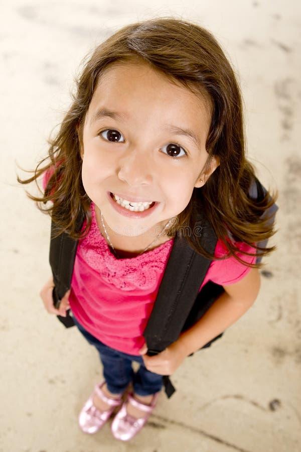 Маленький студент стоковые изображения rf