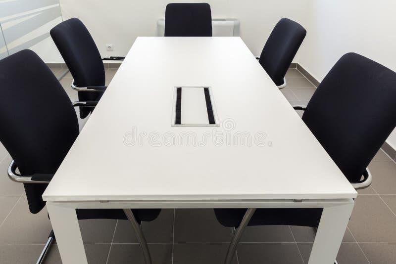 Малый конференц-зал стоковое фото rf