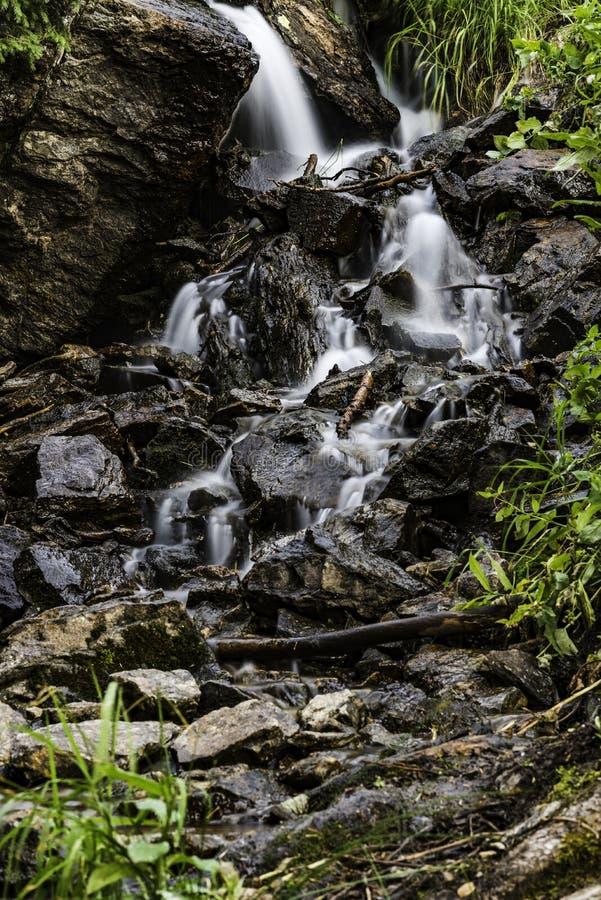 Малый поток стоковое фото rf