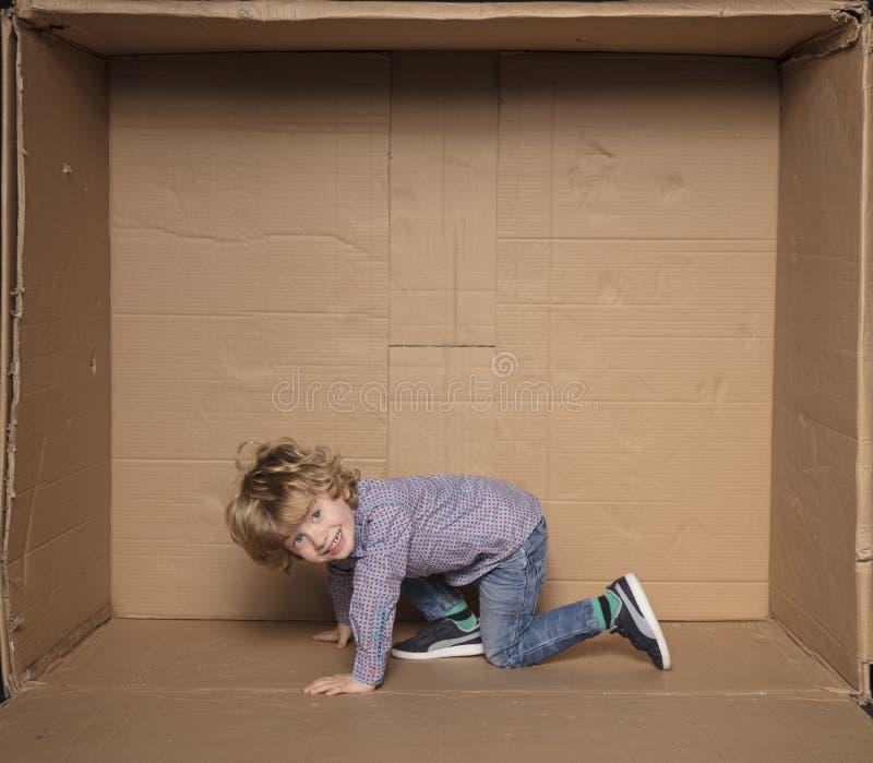 Малый предприниматель готовый к крысиной гонке стоковые фотографии rf