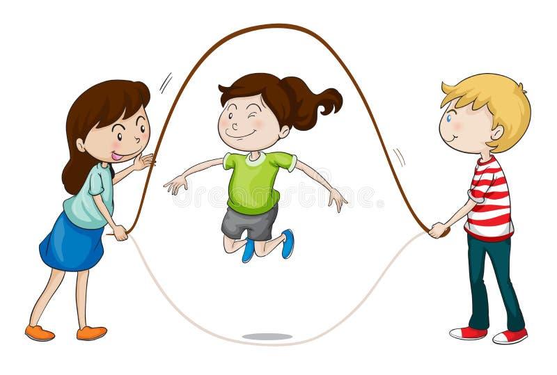 Малыши иллюстрация вектора