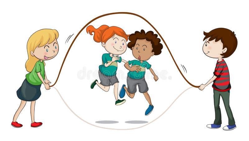 Малыши бесплатная иллюстрация