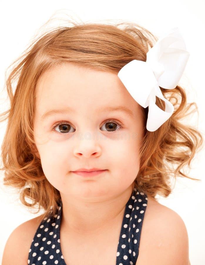 малыш портрета стоковая фотография rf