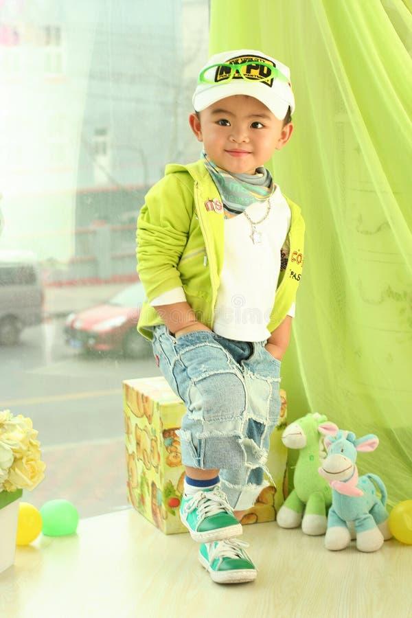 малыш фарфора милый стоковая фотография rf