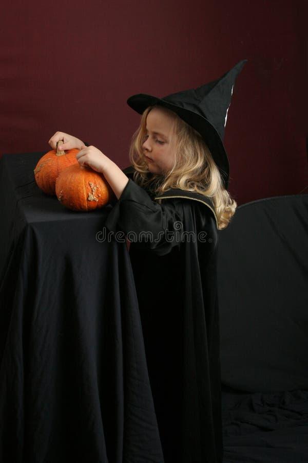 малыш halloween стоковое фото rf