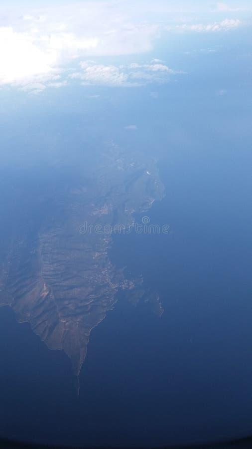 Мальта от отключения лета неба стоковые изображения rf