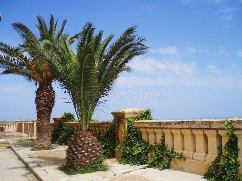 Мальта, собор Gozo стоковая фотография rf