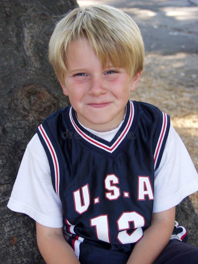 мальчик Джерси стоковые фото