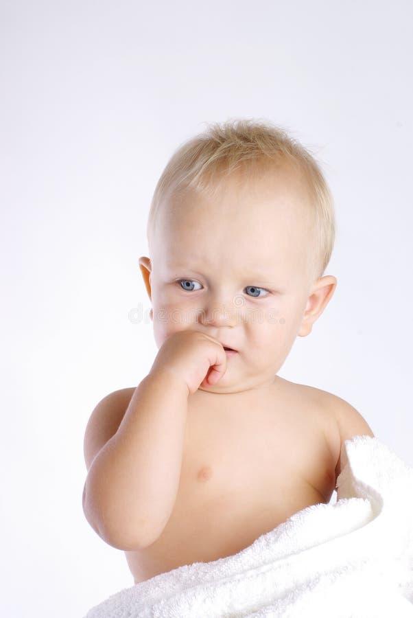 мальчик милый немногая стоковые фотографии rf