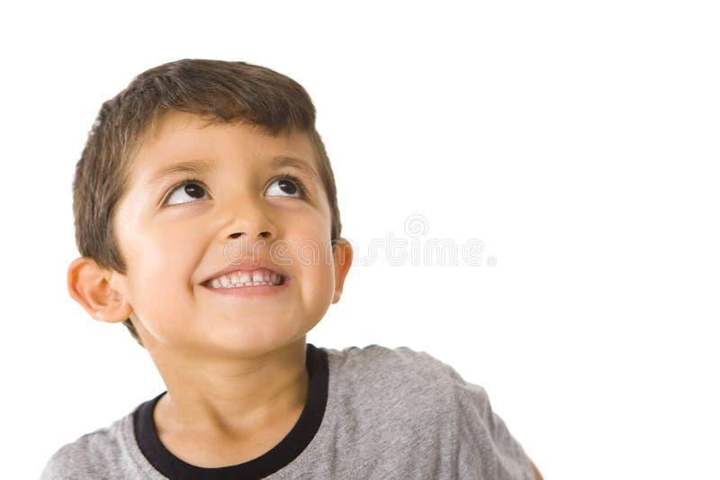 мальчик немногая стоковое изображение