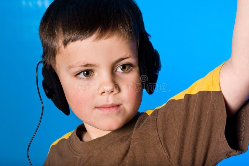 Мальчик нот стоковая фотография rf