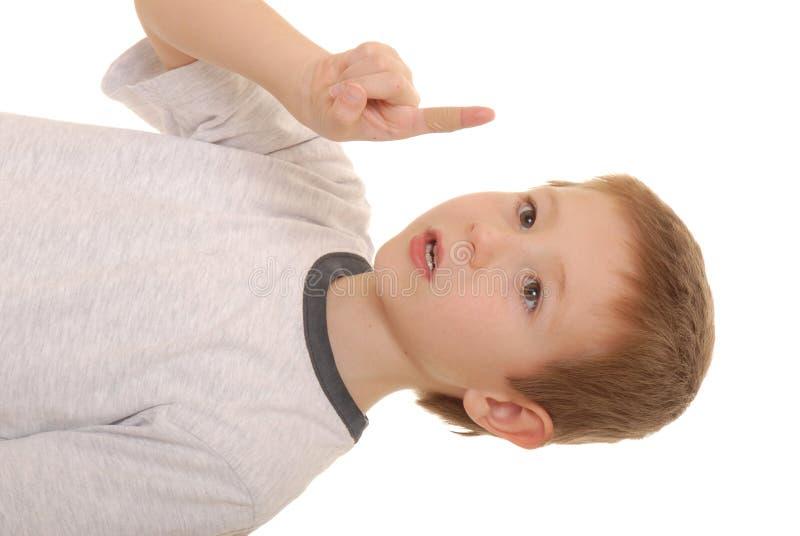 мальчик полосы 2 помощей стоковая фотография