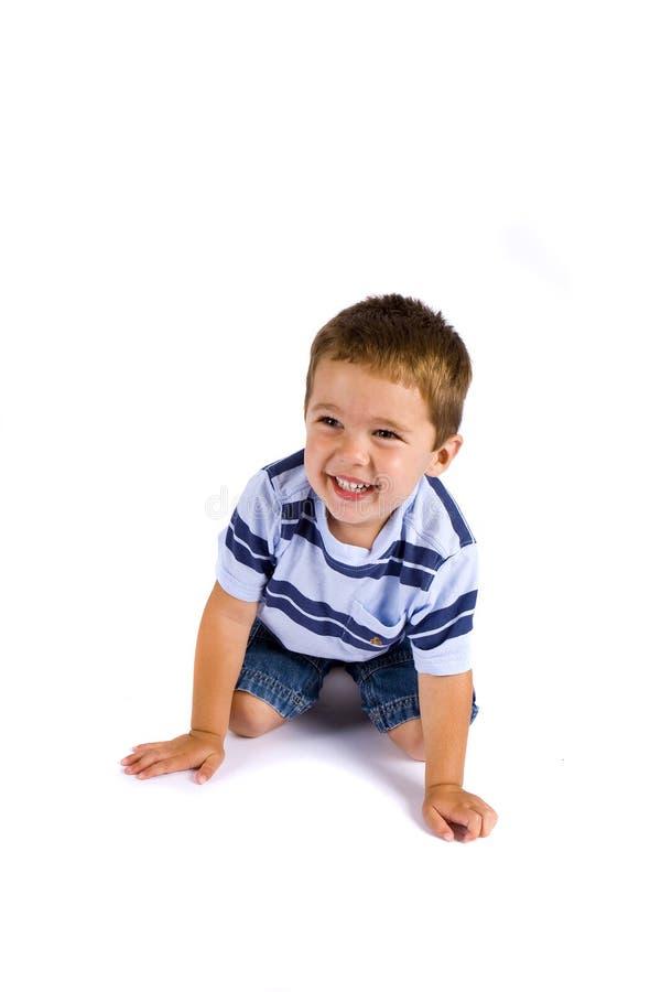 Мальчик Ittle стоковые фотографии rf