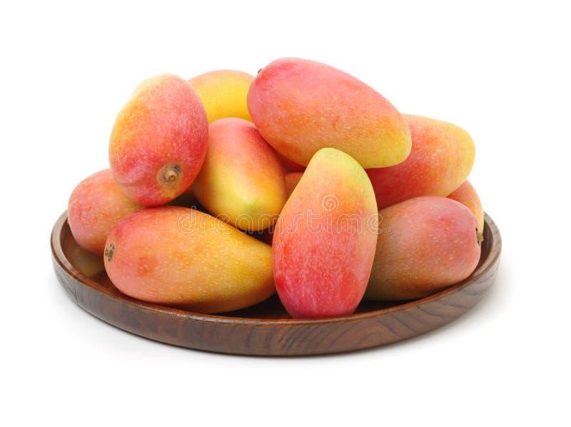 манго свежих фруктов стоковые фотографии rf