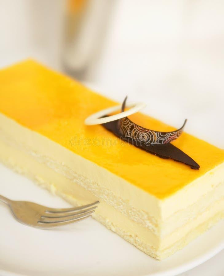 манго торта стоковое фото rf