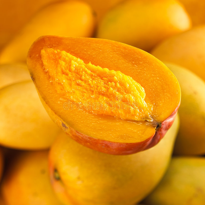 манго стоковая фотография rf