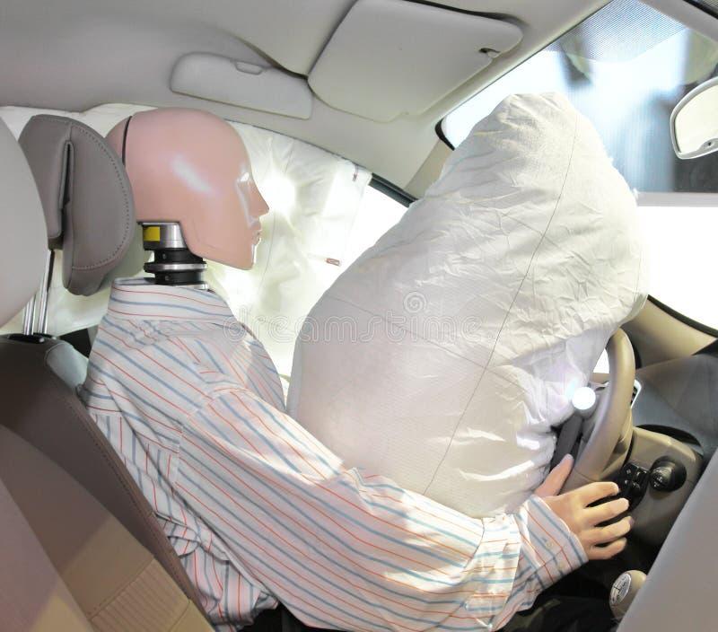 манекен автомобиля стоковые фото