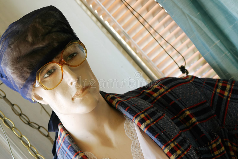 манекен человека стоковое изображение