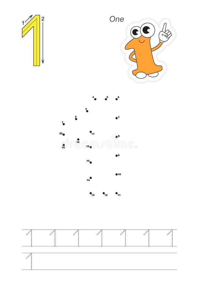 Манипуляция цифрами на диаграмма одно иллюстрация штока