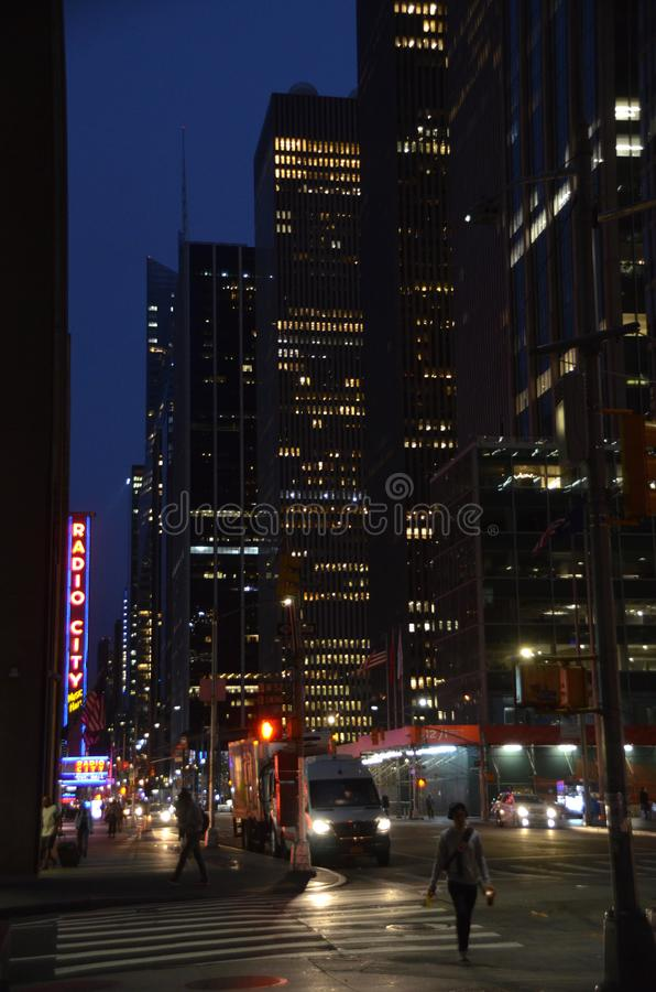 Манхэттен Дон стоковое фото