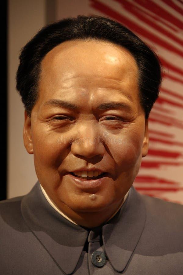 Мао Дзе Дун стоковое изображение