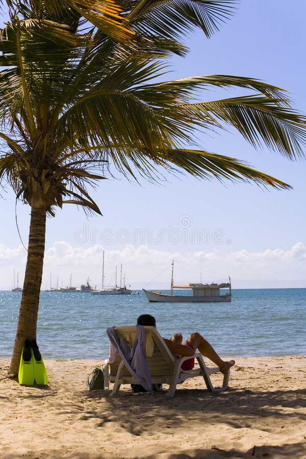 маргарита Венесуэла острова пляжа стоковое фото rf